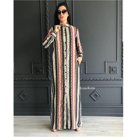 Роси платье-халат 1